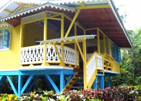 15 Best Images About Tropical House Colors On Pinterest
