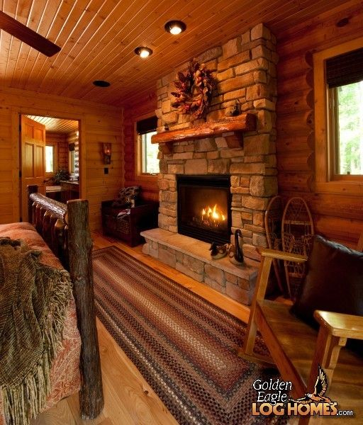 55 Best Images About Log Homes On Pinterest