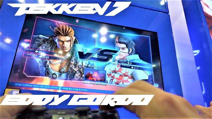 [Video]Tekken 7 New Brimstone Stage @1:00 #Playstation4 #PS4 #Sony #videogames #playstation #gamer #games #gaming