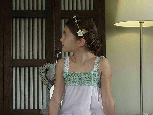 Camisón Grace, de Lan Fairy