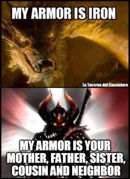 monster hunter yea....
