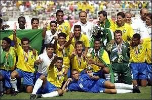 Brazil- Winners of 1994 World Cup.  Facebook: facebook.com/FloridaYouthSoccer Twitter: @FYSA Soccer Website: www.fysa.com