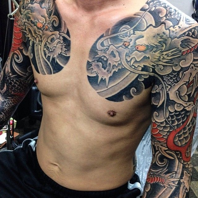 199 Best Japanese Tattoo Images On Pinterest