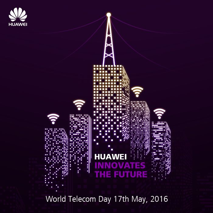 Huawei has continuously worked towards its vision of enabling a Digital India and it promises to keep up the innovative spirit! #WorldTelecomDay