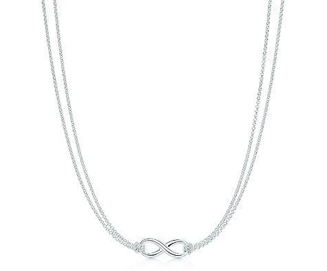 Tiffany Infinity Necklace http://www.tiffany.com/Shopping/Item.aspx?fromGrid=1&sku=26758432&mcat=148207&cid=736864&search_params=s+5-p+1-c+736864-r+101424819-x+-n+6-ri+-ni+0-t+