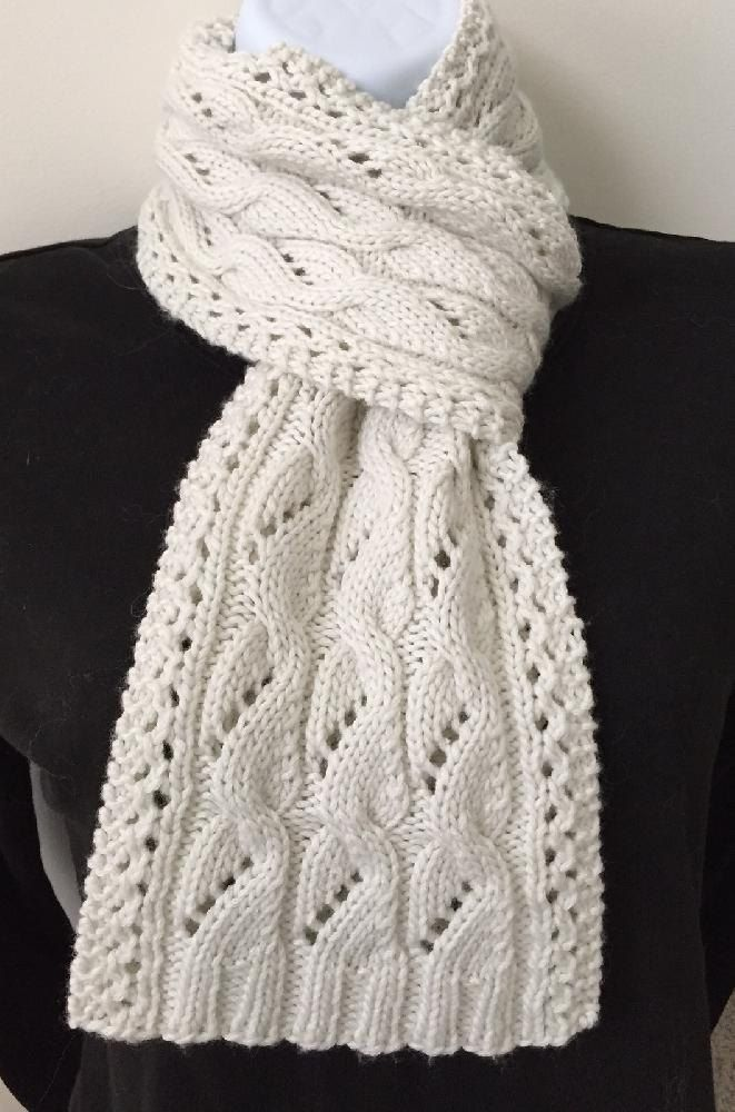 10 Best Scarves And Cowls To Knit Images On Pinterest Knitting