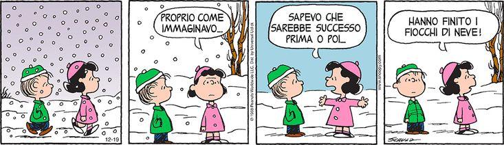 Peanuts 2015 dicembre 19 - Il Post