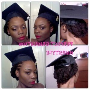 Graduation Hairstyles For Natural Hair Images – HairStyleMagz
