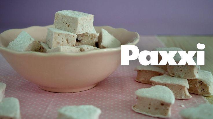 Σπιτικά φραουλένια marshmallows - Συνταγή - Επεισόδιο 21