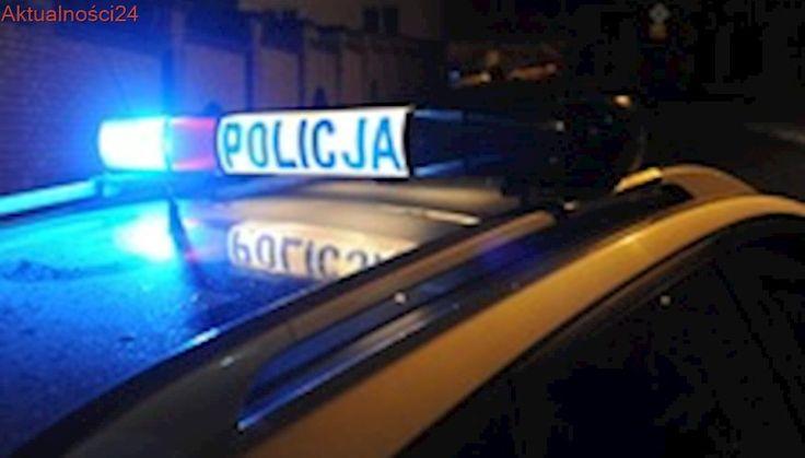 Śląskie: Po nocnej strzelaninie policja zatrzymała złodzieja samochodu