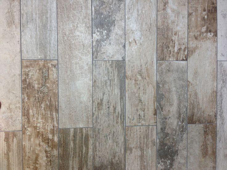 wood look tile design indulgence - Matchstick Tile Castle 2016