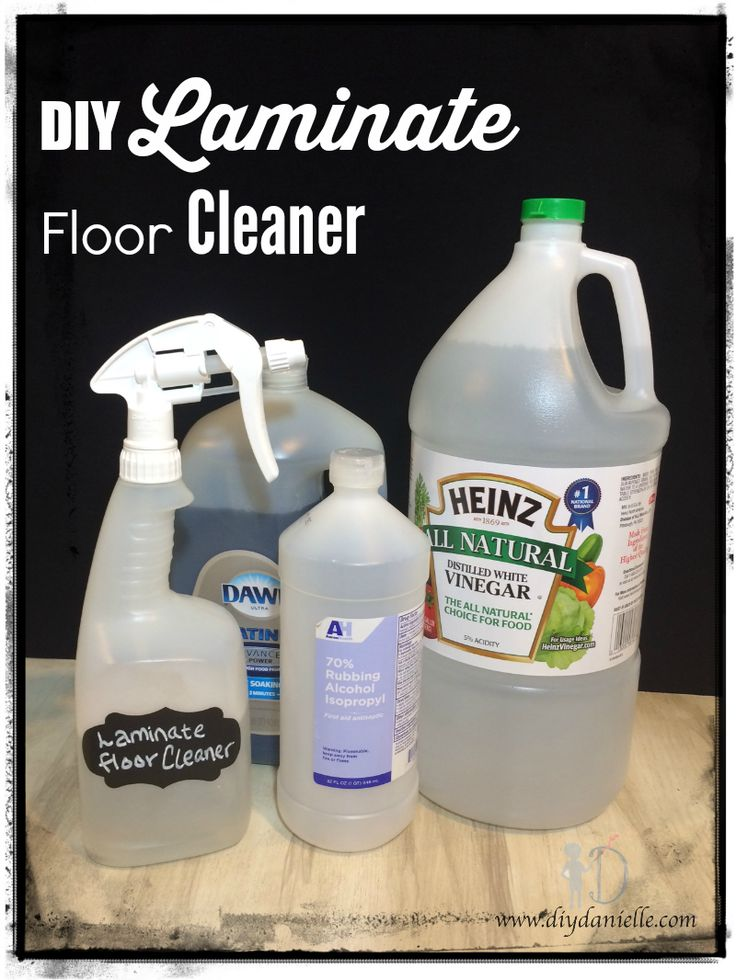 diy laminate floor