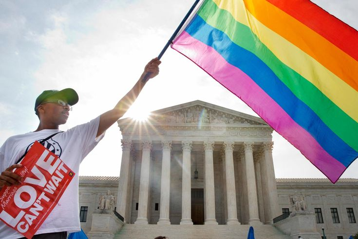 The Supreme Court has found a Constitutional right to same-sex marriage, striking down bans in 14 states and handing a historic victory to the gay rights movement that would have been unthinkable just 10 years ago.