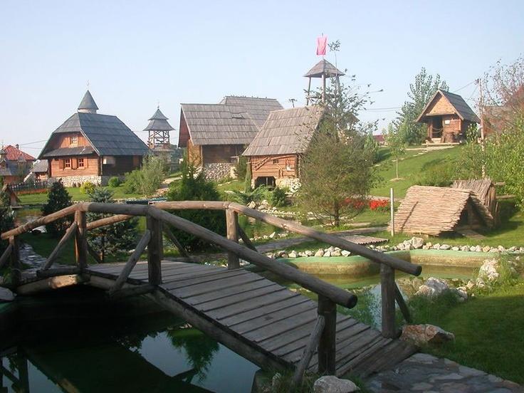 Etno village Staro Nagoricane - Kumanovo city Macedonia