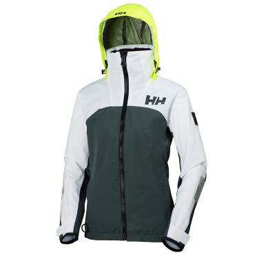 W HP LAKE JACKET Developed for use with power boats, this sporty marine jacket will keep you warm and dry while you cross the water by engine.Double click to zoom in