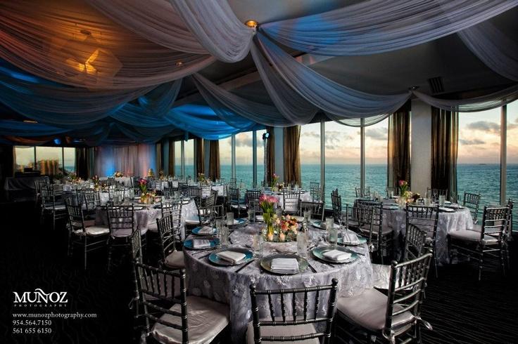 Wedding At Sonesta Fort Lauderdale Overlooking The Ocean