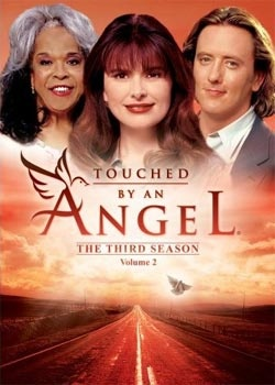 Touched by An Angel (1994-2003). Monica, Tess and Andrew are a trio of angels sent to earth to tell depressed and troubled people that God loves them and God hasn't forgotten them.