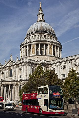 The Original London Sightseeing Bus Tour