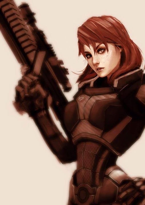 Femshep. Creator unknown.
