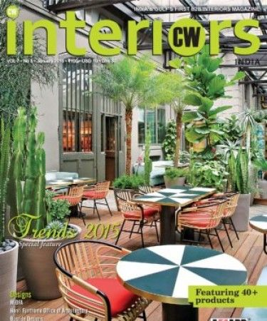 Here Is The January 2015 Latest Issue Of CW Interiors