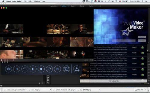Musician Video Maker Pro Video Music   Mac App  1121257672