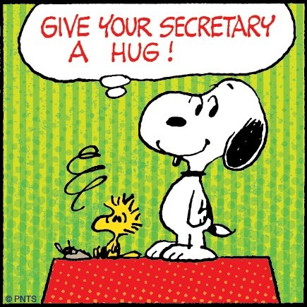 Happy Administrative Professionals Day!<3<3<3<3
