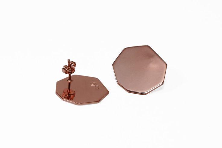 Better on Rocks Earrings - Shop Online - Design Studio Rock and Gold