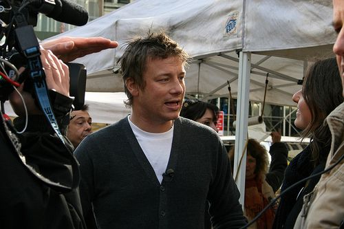 PCRM names the Top Five Unhealthiest Cookbooks of 2011: Jamie Oliver's 'Meals in Minutes' tops the list