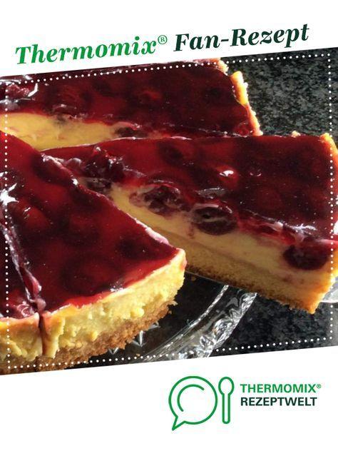 Kirsch Schmand Kuchen Rezept Thermomix Pinterest Kuchen