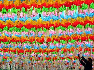 Lanterns in South Korea