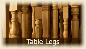 Great site to get awesome quality table legs to make that farm house table you can't seem to find in the antique stores