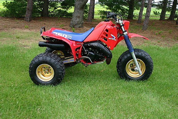 1985 250r | Honda Atc 250R 1985-1986 Service Manual - Download Manuals & Te...