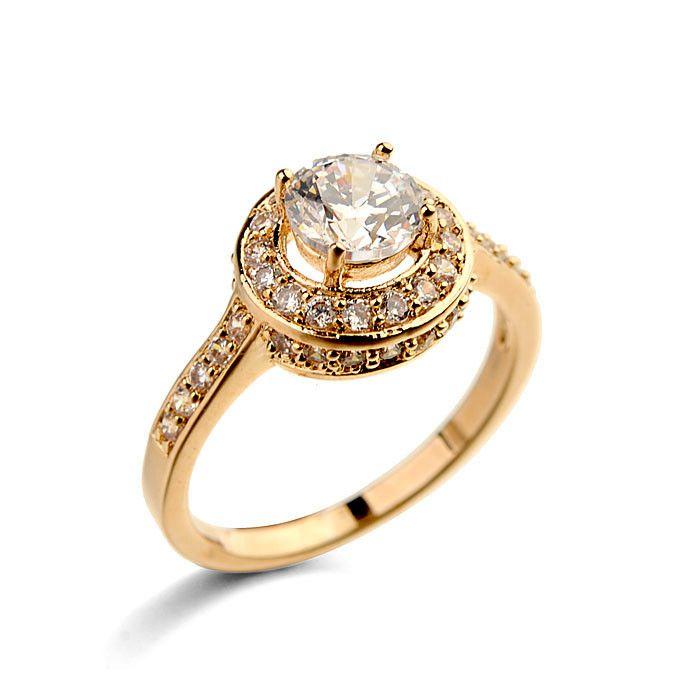 Стильные мужские бриллиантовое кольцо дизайн, ювелирные изделия с бриллиантами кольцо для мужчин, 18 К золотое кольцо с бриллиантами с желтого золота гальваническим