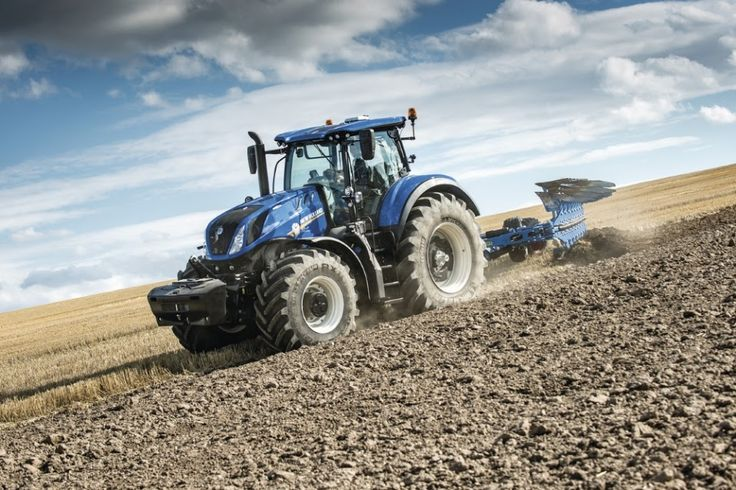 New Holland T7.315 Heavy Duty. The Machine of the Year 2016.  #candotractors #newholland #machineoftheyear
