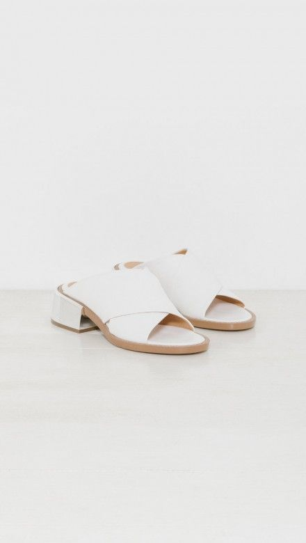 Crossover Sandal by MM6 Maison Margiela