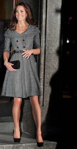 #KateMiddleton looks stunning.  Register to win TIX to next year's #Grammys at www.divamall.tv and shop celeb looks at www.DivaMall.tv
