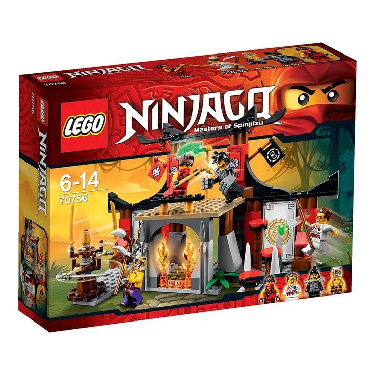 LEGO Ninjago Dojo Showdown | $30 @ Toys R Us Australia