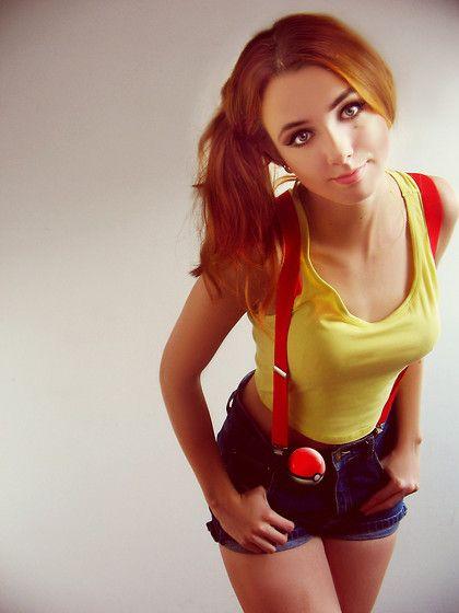 Alexandra O. -  - Misty Pokemon