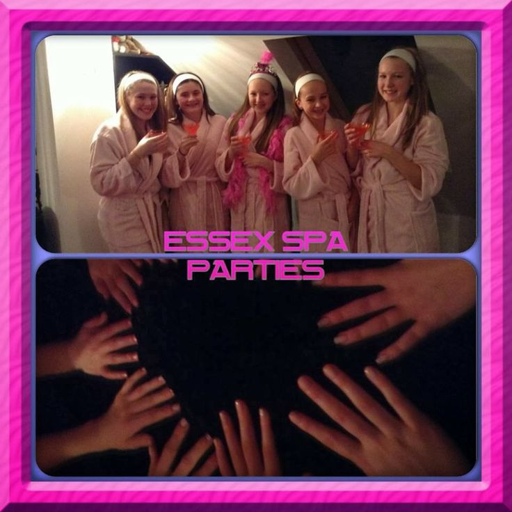 Essex Spa Parties : Deluxe Spa and Pamper Party in Essex ~ Harlow