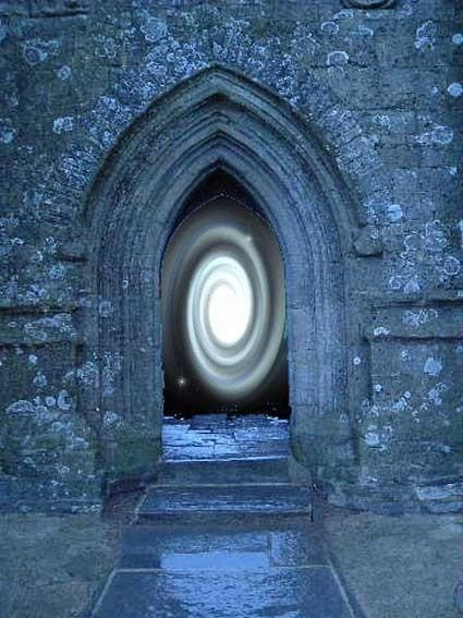 Duir Celtic for an Energy Gate--doorway into the \ betwixt and between.\  It represents a way of walking between the worlds. & 210 best Magic Doors images on Pinterest | Beautiful places ...