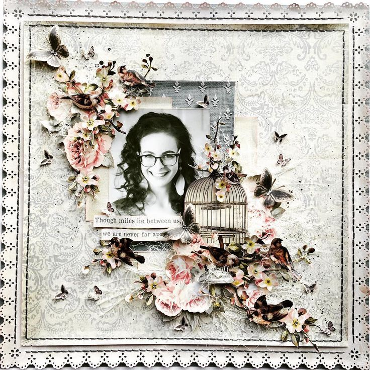 """15 Likes, 1 Comments - Chrissy Tingey (@merlyimpressions) on Instagram: """"One of the layouts I created for the Merly Impressions November crop using the gorgeous Romantique…"""""""