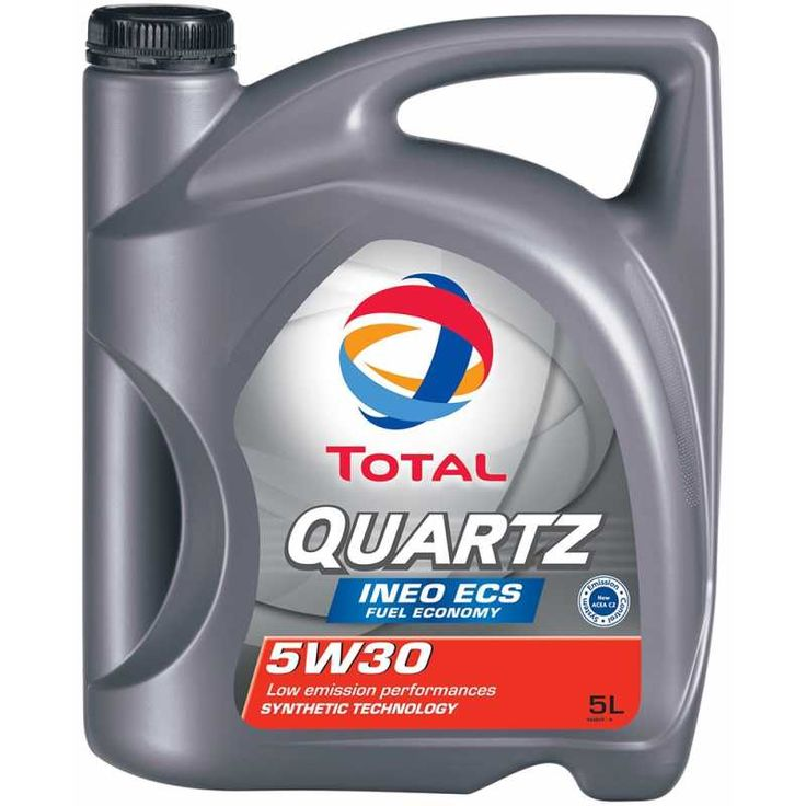 TOTAL QUARTZ INEO ECS 5W30 5L e напълно синтетично двигателно масло, подходящо…