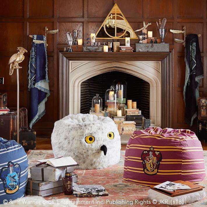 Harry Potter Quill Hooks Harry Potter Room Decor Harry Potter Bedroom Harry Potter Bedroom Decor