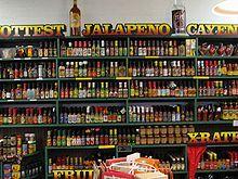Salsa picante - Wikipedia, la enciclopedia libre