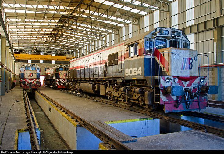 Ferrobaires  EMD GT22 CW
