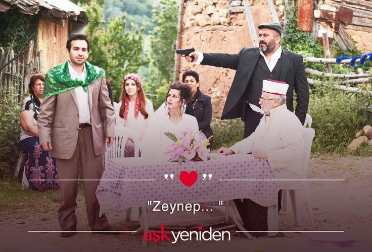 Sezon finalinden aklımızda kalanlar: En büyük tehdit altında bile gerçek aşkı yansıtan Fatih'in gözleri #AşkYeniden