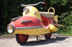 Love this old toy. #toys #pedal cars