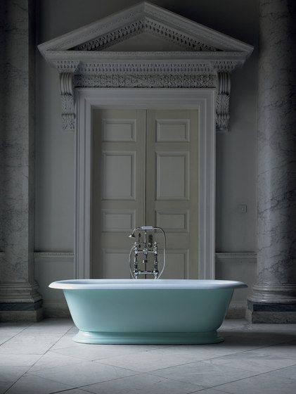 35 best Bathroom \/ Tub images on Pinterest Soaking tubs - aluminium regal mit praktischem design lake walls