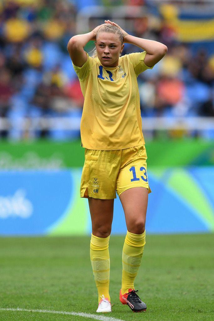 ridolina Rolfö (Sweden)  Rio 2016 Olympics