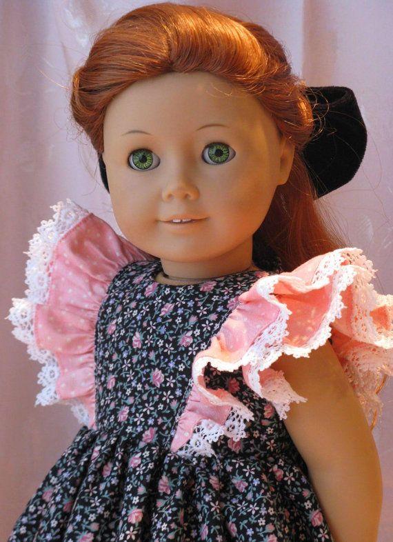 American Girl Doll Dress by Sparkkl on Etsy, $29.00